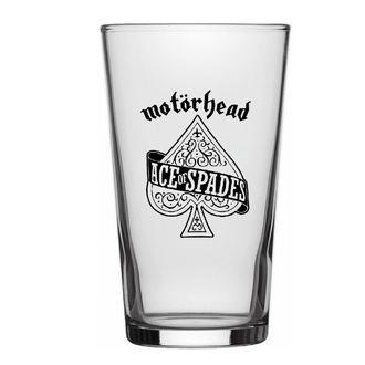 sklenice Motörhead - ACE OF SPADES - RAZAMATAZ, RAZAMATAZ, Motörhead