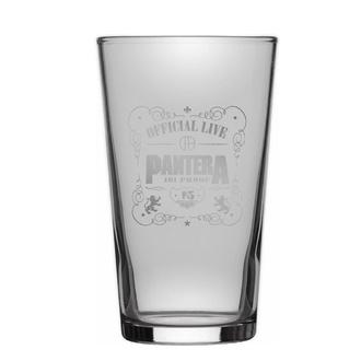 sklenice Pantera - 101 Proof - RAZAMATAZ, RAZAMATAZ, Pantera