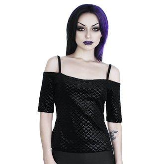 tričko dámské KILLSTAR - Black Sea - BLACK, KILLSTAR