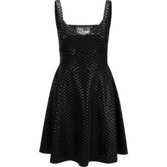 šaty dámské KILLSTAR - Black Sea - BLACK - KSRA000286