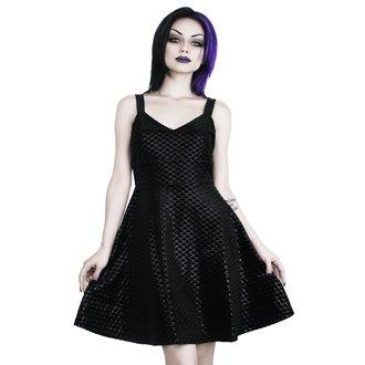 šaty dámské KILLSTAR - Black Sea - BLACK, KILLSTAR