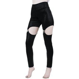 kalhoty dámské (legíny) KILLSTAR - Black Sea - BLACK, KILLSTAR