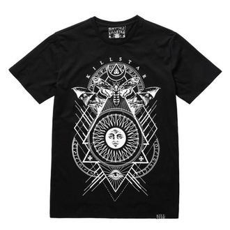tričko pánské KILLSTAR - BLACK SUN - BLACK, KILLSTAR