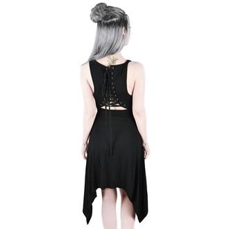 šaty dámské (tunika) KILLSTAR - Black Cats, KILLSTAR