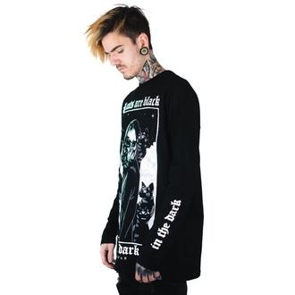tričko pánské s dlouhým rukávem KILLSTAR - Black Cats, KILLSTAR