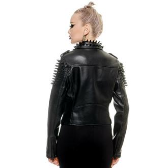 bunda dámská (křivák) KILLSTAR - Black Magic - Black - KSRA003574
