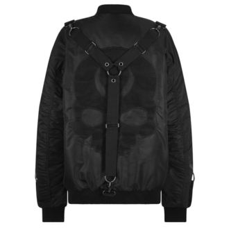 bunda unisex (bomber) KILLSTAR - Blitz Team - Black, KILLSTAR