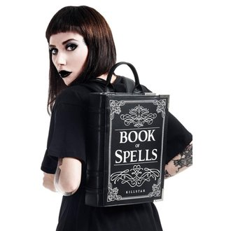 batoh KILLSTAR - Book of Spells - Black, KILLSTAR
