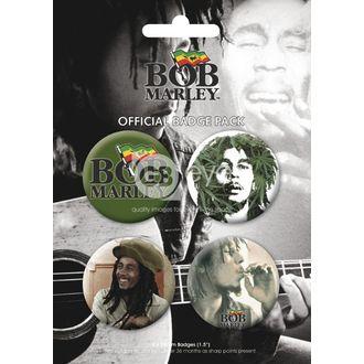 placky - BOB MARLEY  - BP0056, GB posters, Bob Marley
