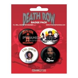 placky Death Row Records - BP80085 - Pyramid Posters