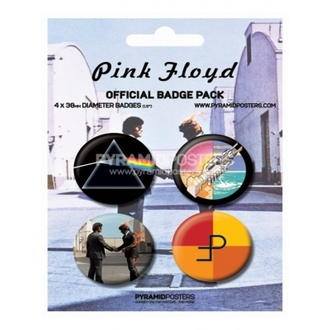 placky - Pink Floyd - BP80091 - Pyramid Posters