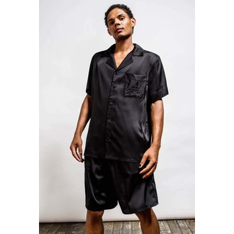 pyžamo pánské (set) KILLSTAR - Brimstone Unisex - Black, KILLSTAR