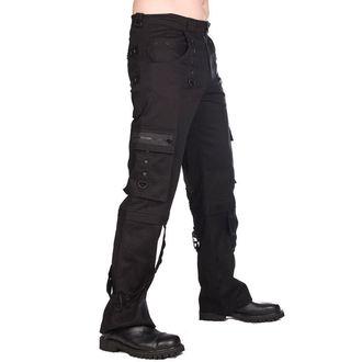kalhoty pánské Black Pistol - Pyramide - Black, BLACK PISTOL