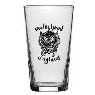 sklenice MOTORHEAD - ENGLAND - RAZAMATAZ, RAZAMATAZ, Motörhead