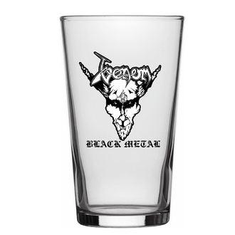 sklenice VENOM - BLACK METAL - RAZAMATAZ
