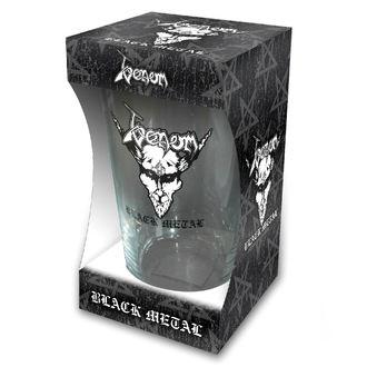 sklenice VENOM - BLACK METAL - RAZAMATAZ, RAZAMATAZ, Venom