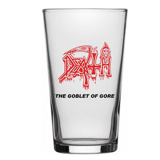 sklenice DEATH - THE GOBLET OF GORE - RAZAMATAZ, RAZAMATAZ, Death