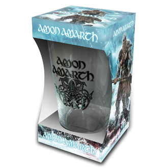 sklenice AMON AMARTH - JOMSVIKENG - RAZAMATAZ, RAZAMATAZ, Amon Amarth