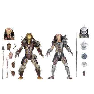 figurka (sada 2 kusů) Predator - Bad Blood & Enforcer, NNM, Predator