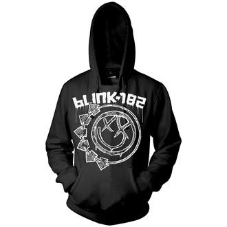 mikina pánská Blink 182 - Stamp - Black, NNM, Blink 182