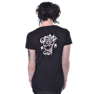 tričko dámské Cupcake Cult - BROKEN BUTTERFLY - BLACK, CUPCAKE CULT
