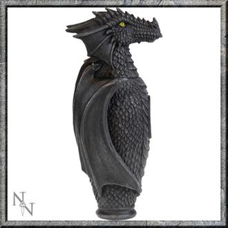 dekorace Dragon Claw Bottle