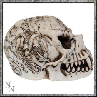 dekorace Lebka - Occult Skull