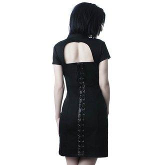 šaty dámské KILLSTAR - Casey - BLACK, KILLSTAR