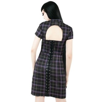 šaty dámské KILLSTAR - Casey - TARTAN, KILLSTAR
