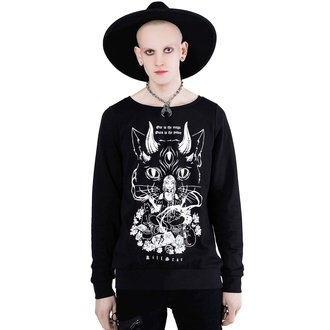 mikina unisex KILLSTAR - Cat Lord - KSRA003014