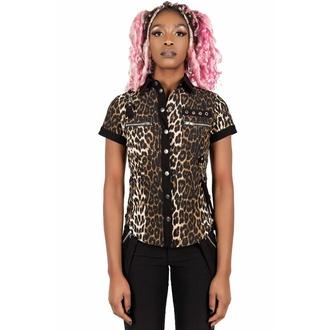 košile dámská KILLSTAR - Cats Meow - KSRA003125