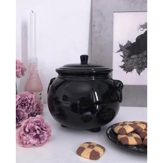 dekorace (dóza) KILLSTAR - Cauldron - Cookie Jar, KILLSTAR