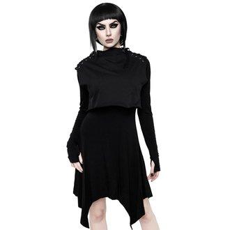 šaty dámské KILLSTAR - Chalice - BLACK, KILLSTAR