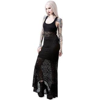 šaty dámské KILLSTAR - CHELSEA CHILL - BLACK, KILLSTAR