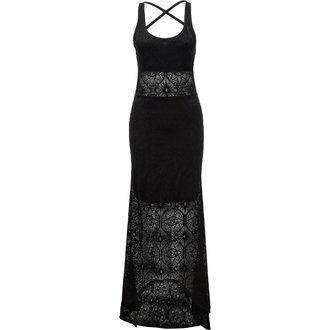 šaty dámské KILLSTAR - CHELSEA CHILL - BLACK - KSRA000139