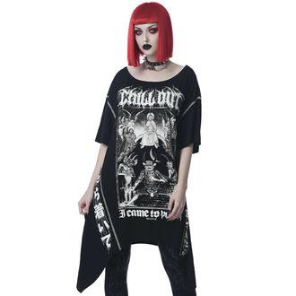 tričko dámské Chill Out Hanky Panky - Black, KILLSTAR