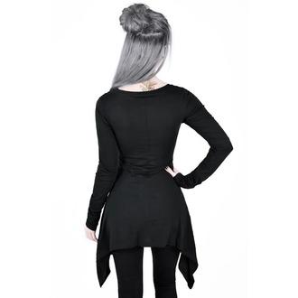 tričko dámské s dlouhým rukávem (tunika) KILLSTAR - Cora, KILLSTAR