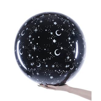 míč nafukovací KILLSTAR - Cosmic - BLACK, KILLSTAR
