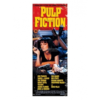plakát - Pulp Fiction (Cover) - CPP20108 - Pyramid Posters