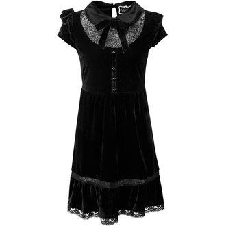 šaty dámské KILLSTAR - CREEPED OUT BABYDOLL - BLACK