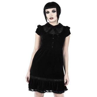 šaty dámské KILLSTAR - CREEPED OUT BABYDOLL - BLACK, KILLSTAR