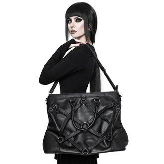 taška (kabelka) KILLSTAR - Crowley - BLACK