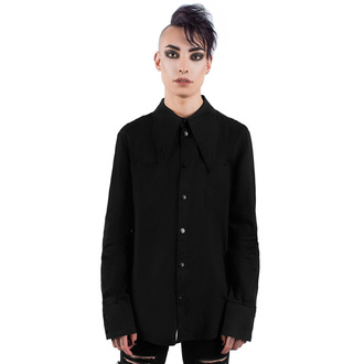 košile unisex KILLSTAR - Crucifaction - Button-Up, KILLSTAR