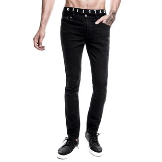 kalhoty pánské KILLSTAR - Denim - Black