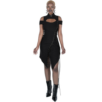 šaty dámské KILLSTAR - Curses - Black, KILLSTAR