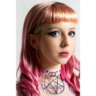 obojek KILLSTAR - Cute But Psycho - Pastel Pink, KILLSTAR