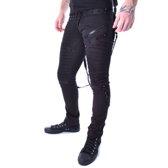 kalhoty pánské Vixxsin - CHROME - BLACK