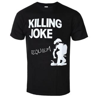 tričko pánské KILLING JOKE - REQUIEM - PLASTIC HEAD, PLASTIC HEAD, Killing Joke