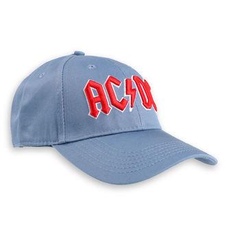 kšiltovka AC/DC - Red Logo - ROCK OFF, ROCK OFF, AC-DC