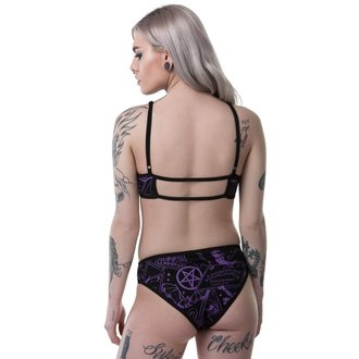 kalhotky dámské KILLSTAR - DARK ARTS - BLACK